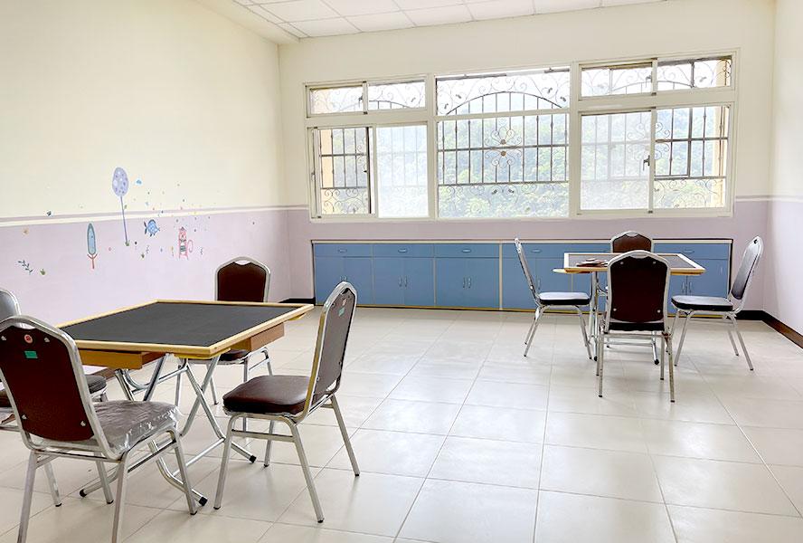 培靈醫療社團法人附設精神護理之家-休息區