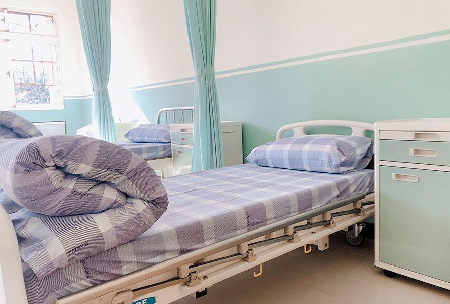 培靈醫療社團法人附設精神護理之家-房間環境2