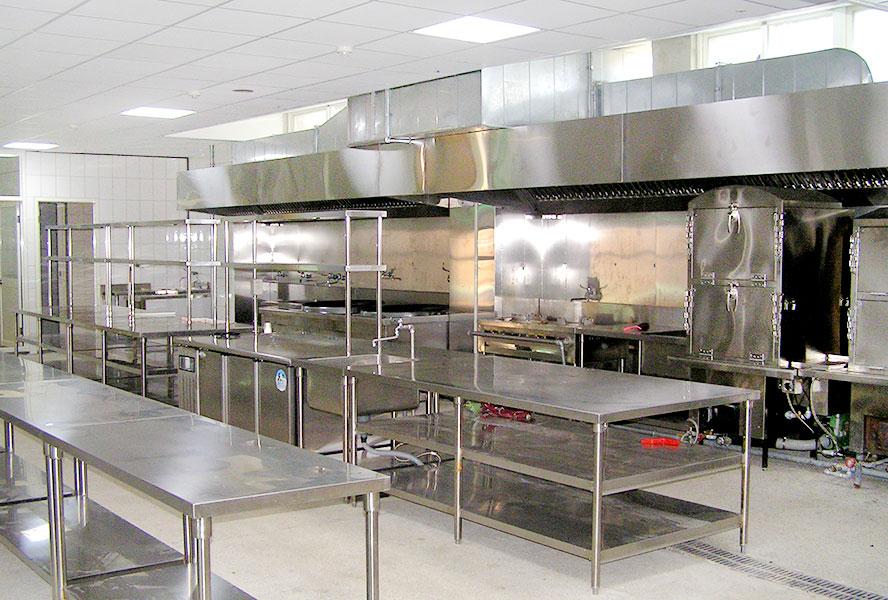 培靈醫療社團法人附設精神護理之家-廚房環境