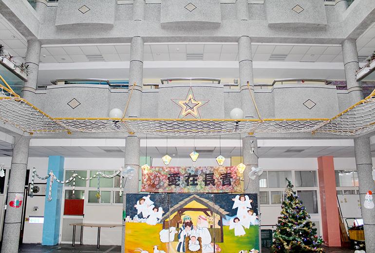 台東縣長青老人養護中心