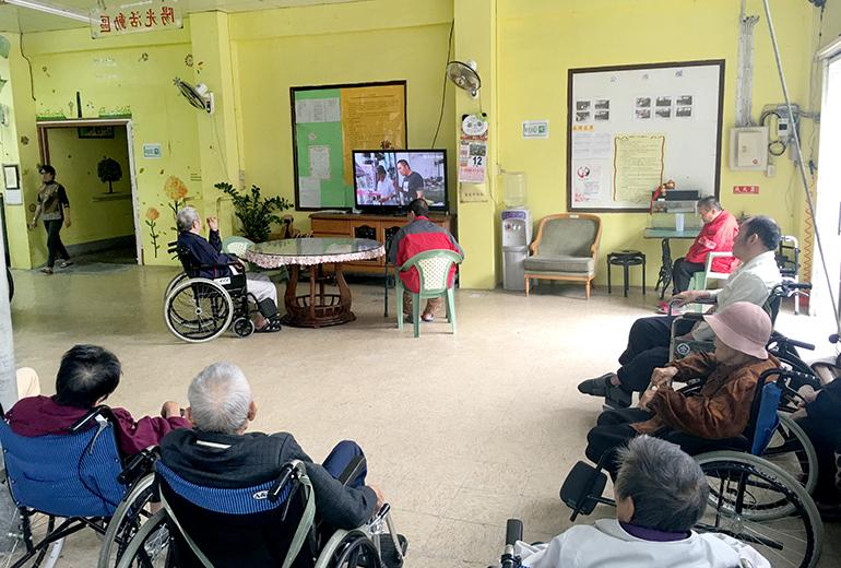 台東縣一心老人養護中心