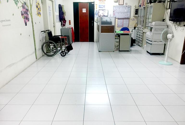 基隆市私立健安老人長期照顧中心(養護型)-室內環境