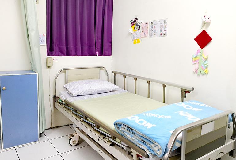 基隆市私立健安老人長期照顧中心(養護型)-房間