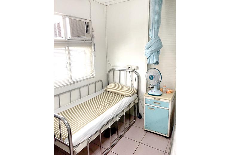 基隆市私立長青老人養護中心-房間