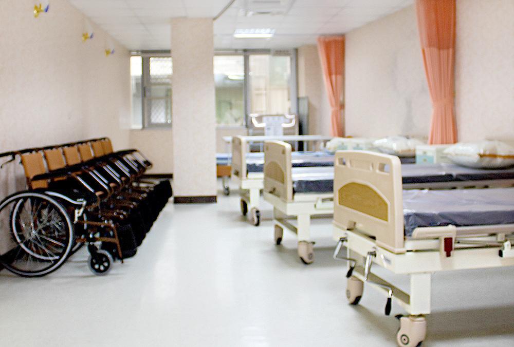 基隆市慈安老人長期照顧中心-房間