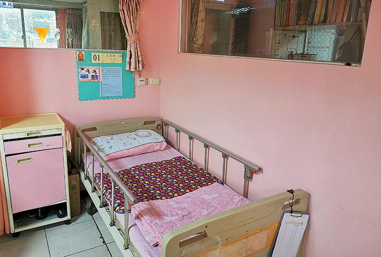 基隆市私立逸嘉老人長期照顧中心(養護型)-房間