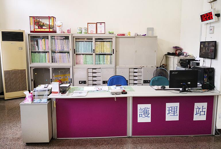 基隆市私立深美老人長期照顧中心(養護型)-辦公區