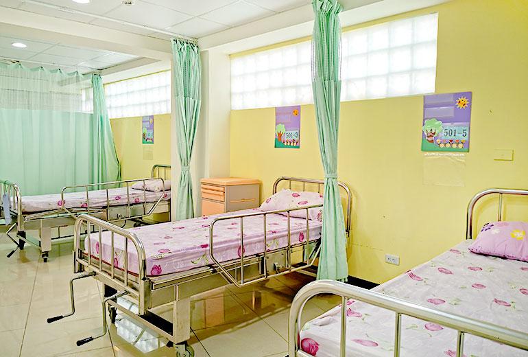 嘉義市私立新仁友老人長期照顧中心(養護型)