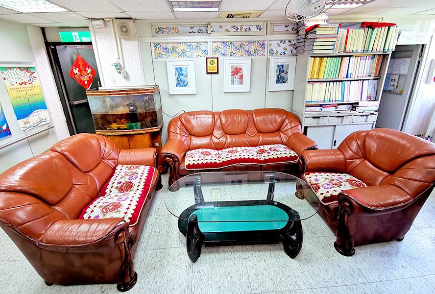 臺北市私立群英老人長期照顧中心(養護型)-客廳2