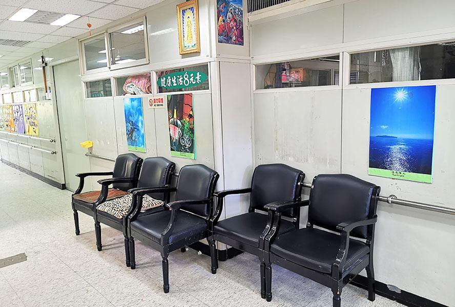 臺北市私立群英老人長期照顧中心(養護型)-走廊2