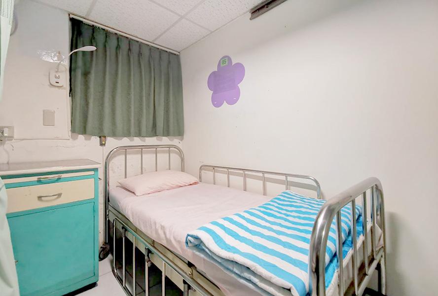 台北市私立倚青苑老人養護所-房間