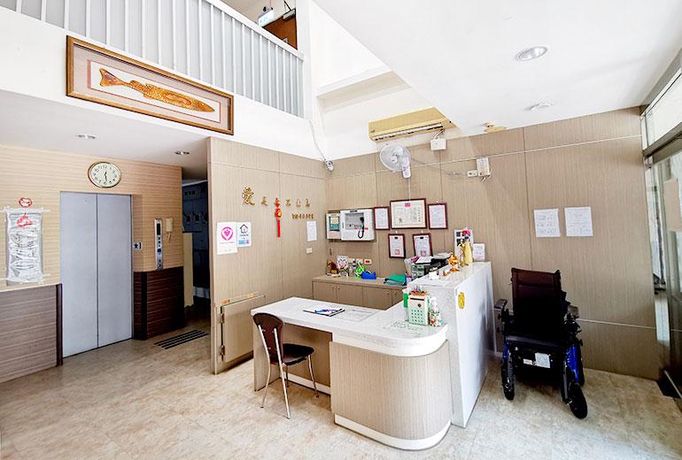 臺北市私立仁群老人長期照顧中心(養護型)-護理站