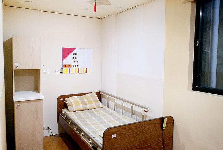 台北市私立祥寶尊榮老人長期照顧中心(養護型)-房間