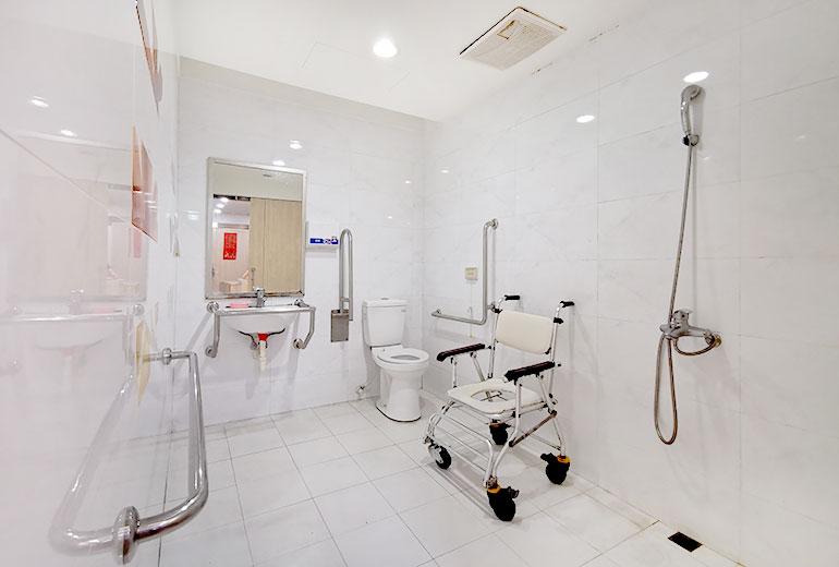 台北市私立永安老人養護所-房間