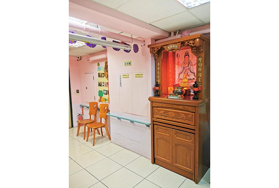 臺北市私立蓮馨老人長期照顧中心(養護型)-宗教區
