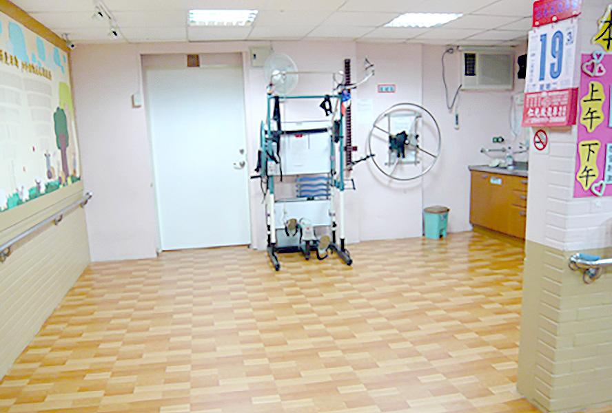 臺北市私立瑞安老人長期照顧中心(養護型)-復健區