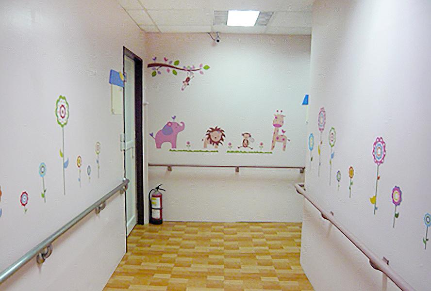 臺北市私立瑞安老人長期照顧中心(養護型)-走廊