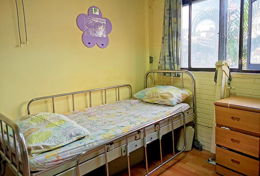 臺北市私立瑞安老人長期照顧中心(養護型)-房間
