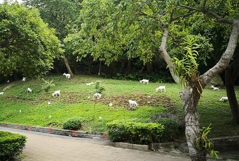 臺北市私立祐心老人長期照顧中心(養護型)-鄰近公園