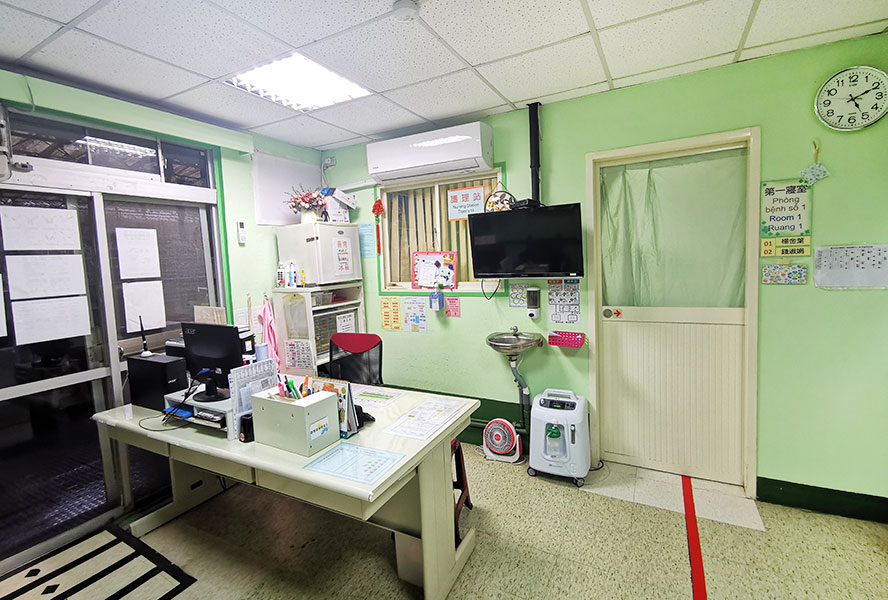 臺北市私立賢暉老人長期照顧中心(養護型)-護理站
