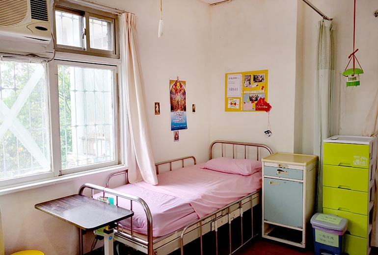 臺北市私立全家老人長期照顧中心(養護型)-房間