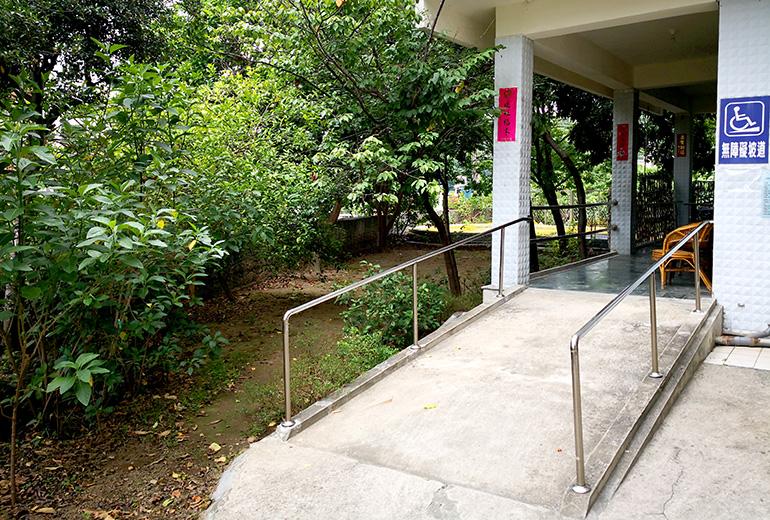 臺北市私立全家老人長期照顧中心(養護型)-無障礙設施