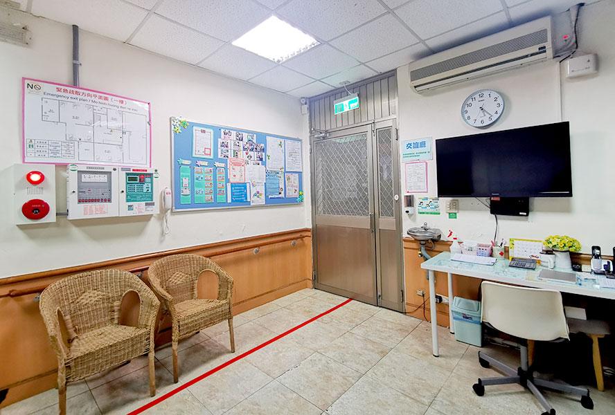 臺北市私立尊暉老人長期照顧中心-交誼廳2