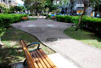 臺北市貴族老人長期照顧中心-鄰近公園