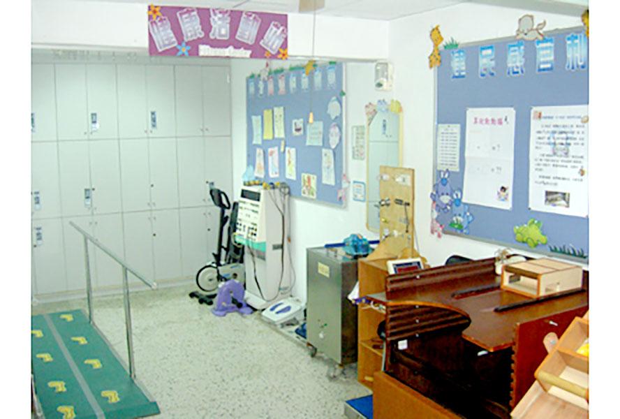 台北市私立建民老人長期照顧中心(養護型)-復健室