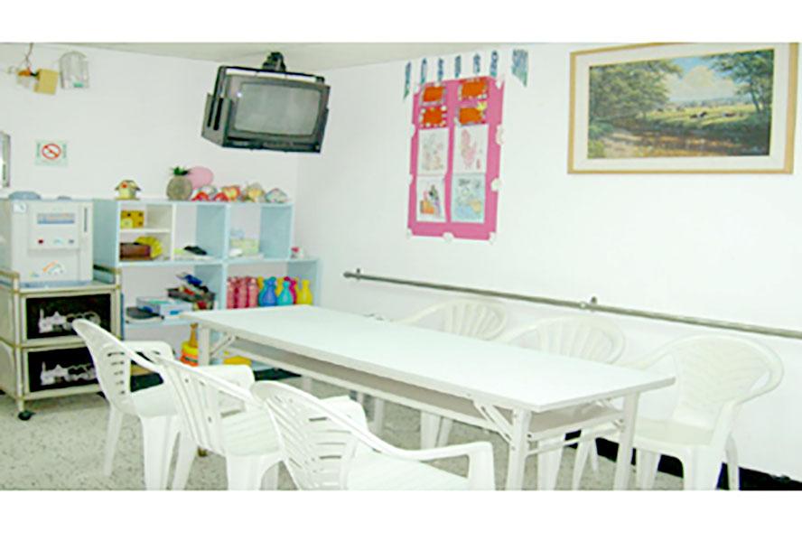 台北市私立建民老人長期照顧中心(養護型)-藝術治療教室