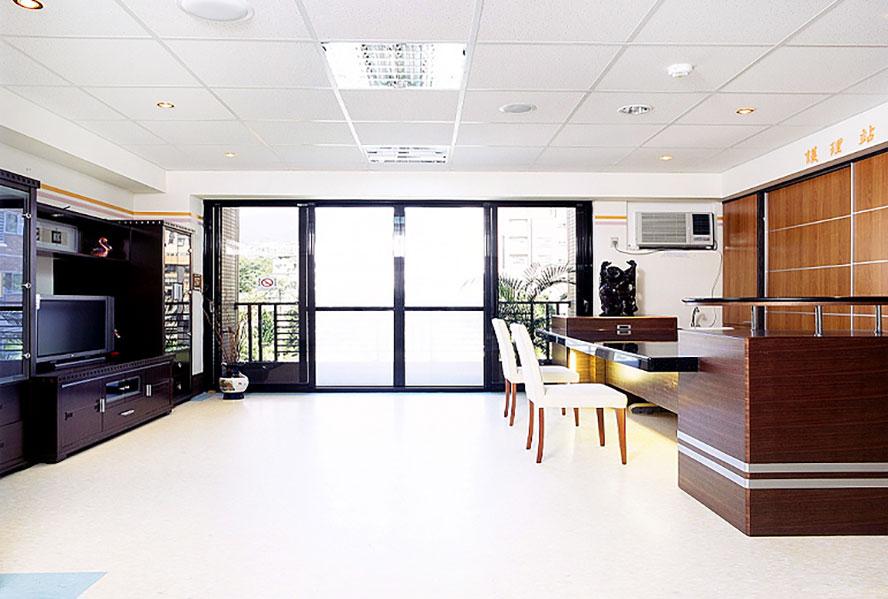 台北市私立義行老人長期照顧中心(養護型)-護理站