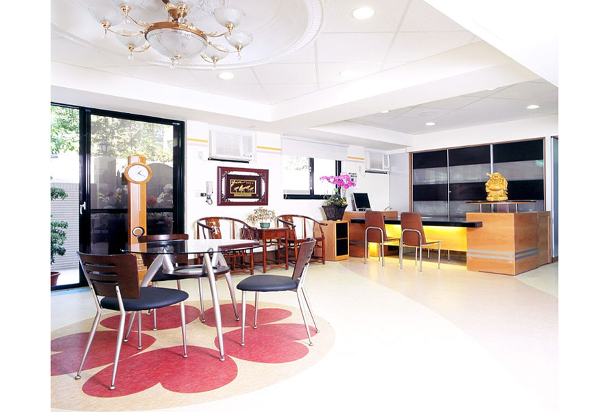 台北市私立義行老人長期照顧中心(養護型)-大廳