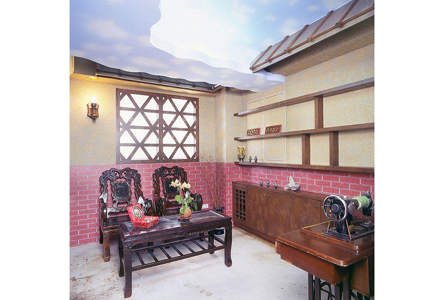 台北市私立義行老人長期照顧中心(養護型)-懷舊室1