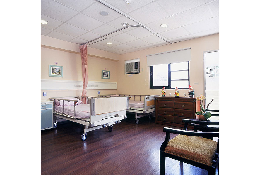 台北市私立義行老人長期照顧中心(養護型)-房間