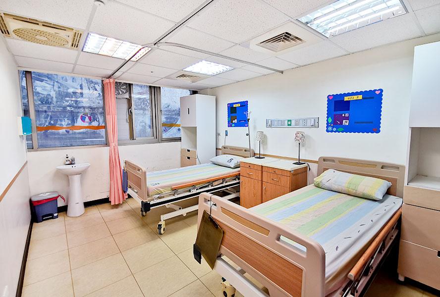 基隆市私立安泰護理之家-房間1