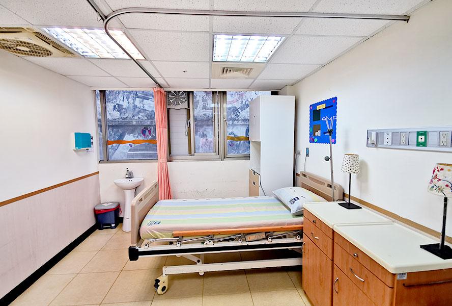 基隆市私立安泰護理之家-房間2
