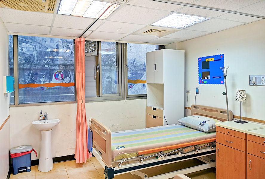 基隆市私立安泰護理之家-房間3