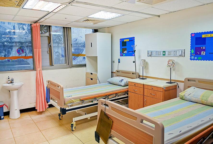 基隆市私立安泰護理之家-房間4