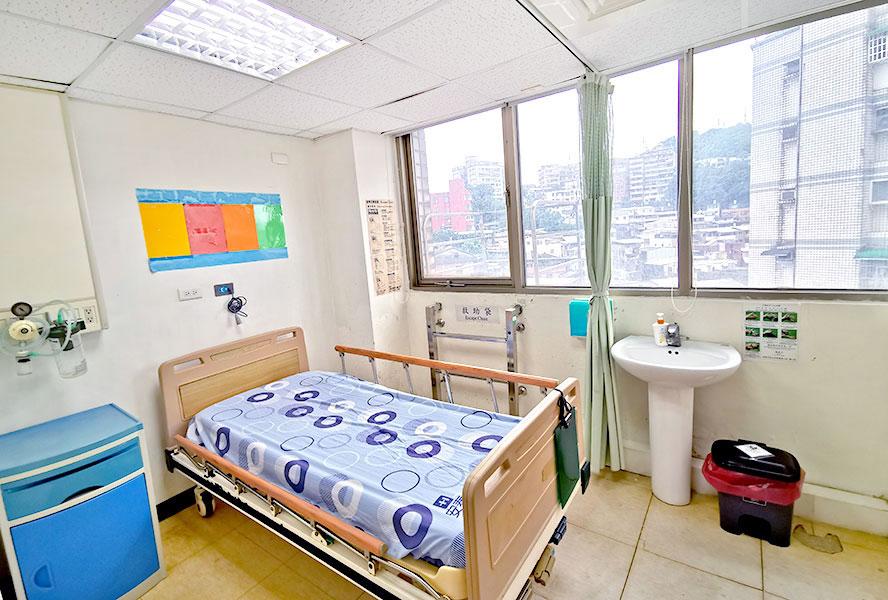 基隆市私立安泰護理之家-房間5