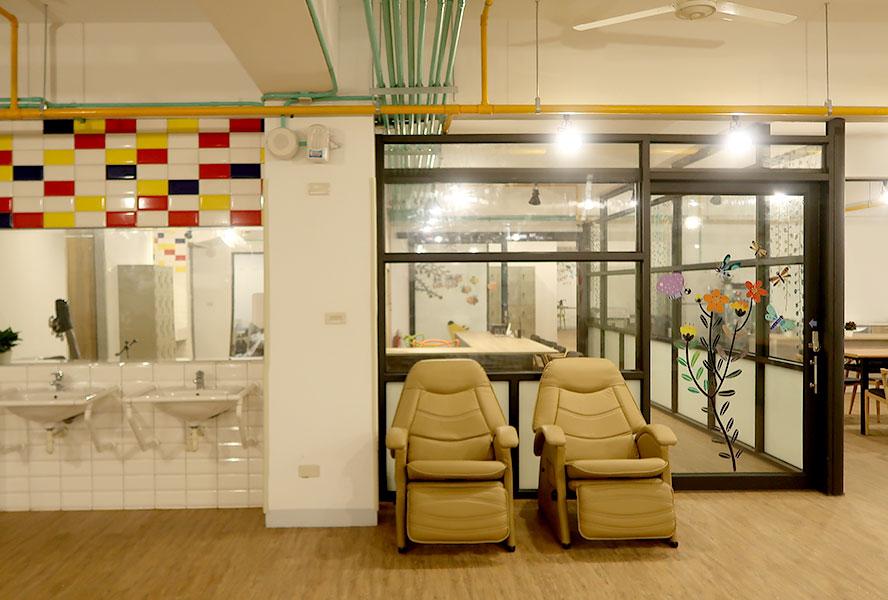 臺南市私立府前社區長照機構(日間照顧中心)室內環境3