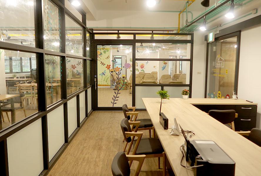 臺南市私立府前社區長照機構(日間照顧中心)室內環境4