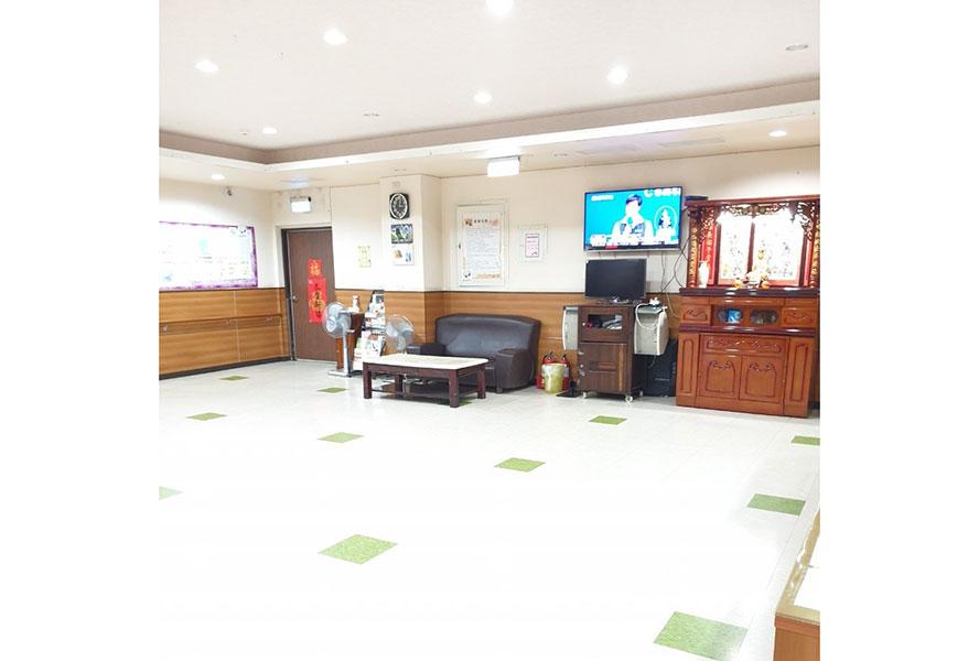 新北市私立廣福老人長期照顧中心(養護型)-客廳