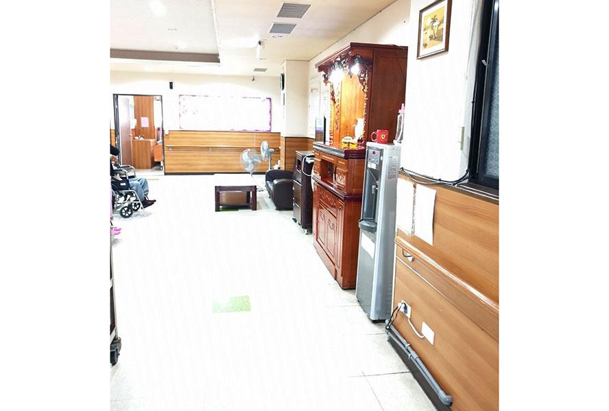 新北市私立廣福老人長期照顧中心(養護型)-室內環境1