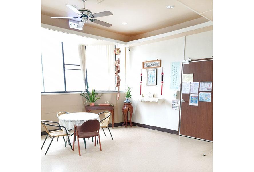 新北市私立廣福老人長期照顧中心(養護型)-室內環境2