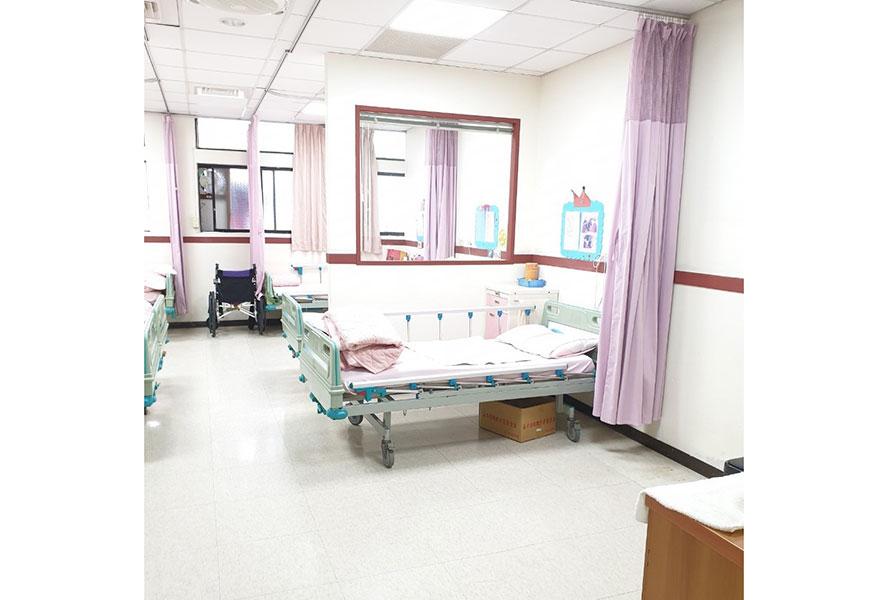 新北市私立廣福老人長期照顧中心(養護型)-房間