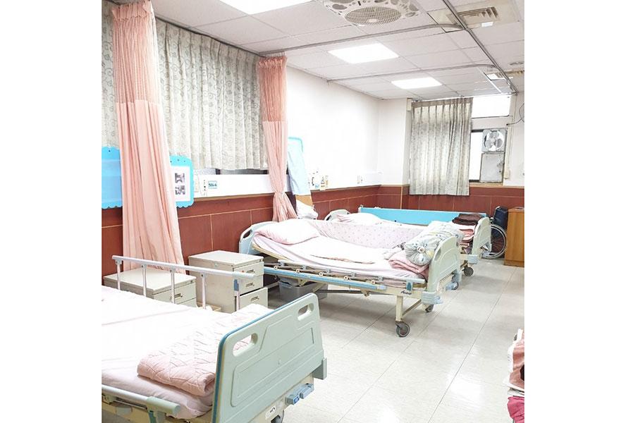 新北市私立廣權老人長期照顧中心(養護型)-房間