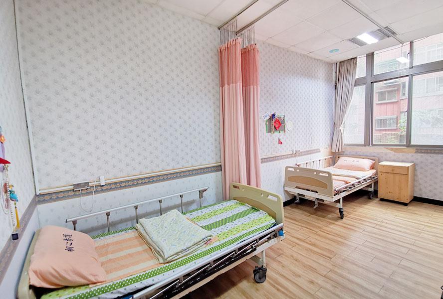 新北市私立桐心老人長期照顧中心(養護型)-房間3