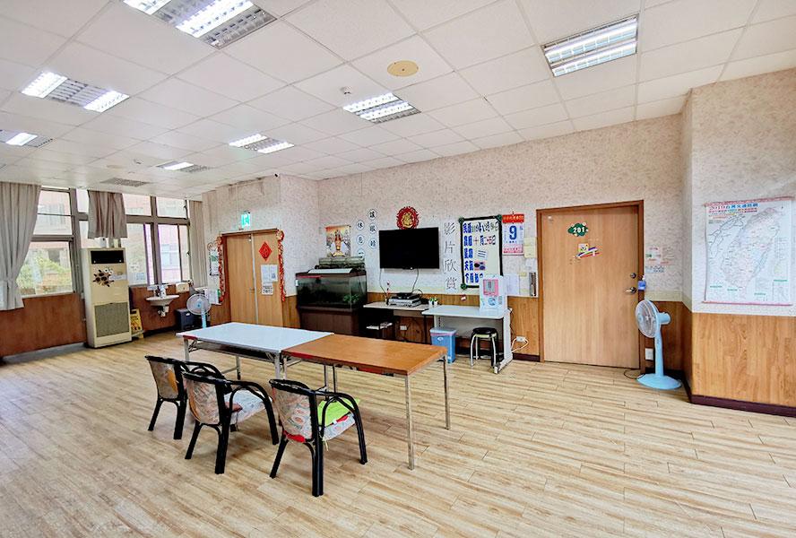 新北市私立桐心老人長期照顧中心(養護型)-室內環境1