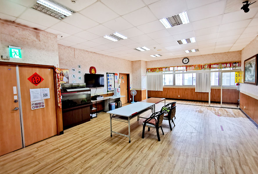 新北市私立桐心老人長期照顧中心(養護型)-室內環境2