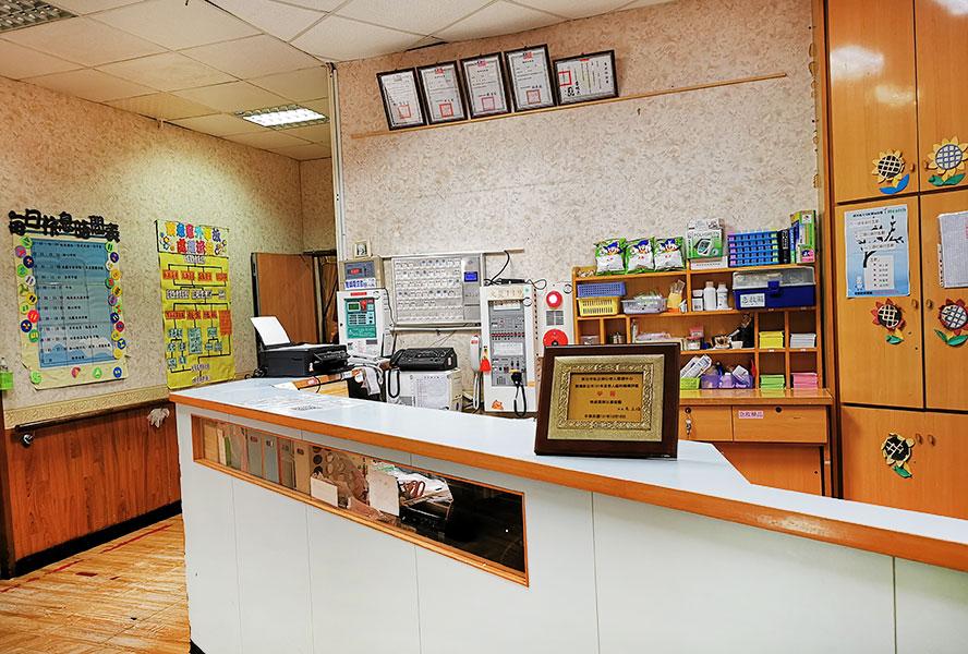 新北市私立桐心老人長期照顧中心(養護型)-室內環境3